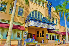 Sunrise Theater, 117 South 2nd Street, Fort Pierce, Florida, USA / Architects: John N. Sherwood, C.E. Cahow / Built: 1922 / Architectural Style: Mediterranean Revival (Jorge Marco Molina) Tags: fortpierce cityscape cityurban downtown density skyline building highrise architecture centralbusinessdistrict cosmopolitan metro metropolis commercialproperty sunshinestate st luciecounty sunrisecity sunrisetheater 117south2ndstreet flflorida usa johnnsherwood cecahow 1922 mediterraneanrevival