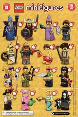 Collectible Minifigures Series 12 (AB Quest) Tags: lego collectible minifigures