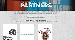 Sun King Brewery Community Partnership Event was so much fun!