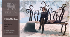 ELYSIUM - Fridtjof fantasy bench ad (>Ale<) Tags: wintersolsticeinthemysticrealms palegirlproduction pgp aleidarhode fantasy new mesh 100original newrelease event sl secondlife lindenlab linden exclusive 3d contentcreator