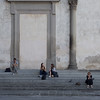 1-2-1 (Cosimo Matteini) Tags: cosimomatteini ep5 olympus pen m43 mft mzuiko45mmf18 firenze florence piazzasantissimaannunziata people steps 121