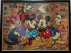 Turma do Mickey (500 ps) (Quebra-cabeas) Tags: puzzle quebracabea turmadomickey mickey