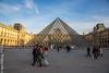 The Musee de Louvre (The Aquanaught) Tags: autumn museedulouvre glasspyramid family paris season location people place suzi ãledefrance france fr