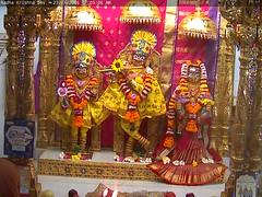 Radha Krishna Dev Shringar Darshan on Wed 23 Nov 2016 (bhujmandir) Tags: radha krishna dev lord maharaj swaminarayan hari bhagvan bhagwan bhuj mandir temple daily darshan swami narayan shringar