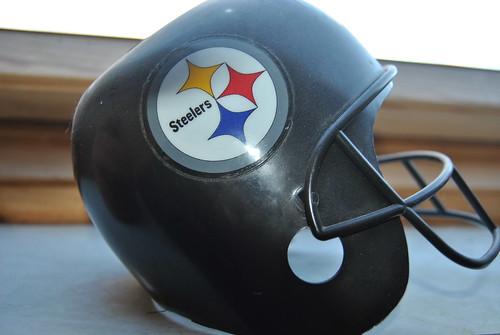Steelers Toy helmet