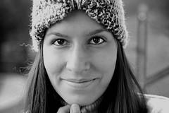 12/365 blackandwhite (yanakv) Tags: retrato blancoynegro canon 50mmf18stm blackandwhite 365dias 365days