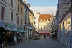 2016-10-24 10-30 Burgund 566 Semur-en-Auxois (Allie_Caulfield) Tags: foto photo image picture bild flickr high resolution hires jpg jpeg geotagged geo stockphoto cc sony alpha 77 france frankreich burgund bourgogne ctedor historic city altstadt semur en auxois semour stiftskirche notredame