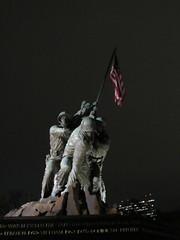Washington DC (Dan_DC) Tags: iwojimamemorial monument capital nationalcapital night rosslyn arlington va