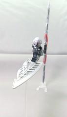 Simple Bionicle Bow (danielhuang0616) Tags: ant man arrow hawkeye marvel lego meme hulkbuster iron moc bionicle bow captain america