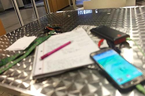 My Study Equipment