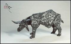 Water Buffalo (yoan.remy) Tags: origami water buffalo nguyen hung cuong