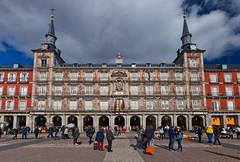 Plaza Mayor, Madrid (Dmitriy Sakharov) Tags: plazamayor madrid spain europe