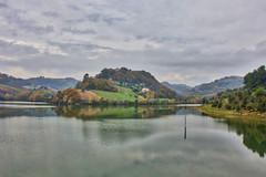Lago di Montecatino, Montefiore dell'Aso (Mariano Pallottini - Le Marche) Tags: marche lemarche montefioredellaso lakes italy coutryside landscape