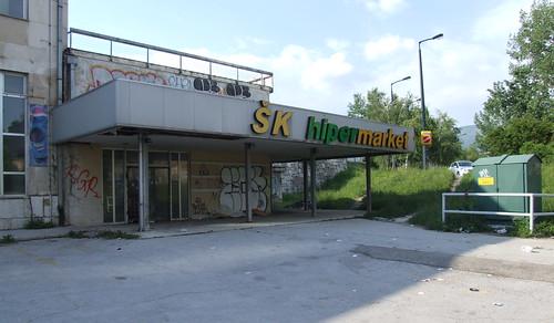Abandoned hipermarket, 27.05.2012.