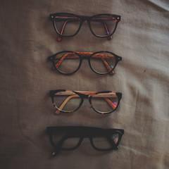 223/366 (abnormalbeauty.) Tags: glasses girl stuff accessories fashion gucci calvinklein rayban love passion shields