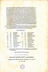 Giunta-Colophon-1546 (melindahayes) Tags: 1548 pa4396d21548 porphyry periapochēsempsychōnbibliatessara giuntabernardo folioformat latin