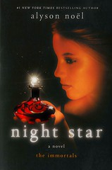 Night Star (Vernon Barford School Library) Tags: 9781250005946 alysonnoël alysonnoel alyson noël noel immortals fantasyfiction fantasy fiction immortality occult supernatural paranormal psychics psychicability youngadult youngadultfiction ya romance romanticfiction love lovestories romanticstories romancenovels vernon barford library libraries new recent book books read reading reads junior high middle vernonbarford fictional novel novels paperback paperbacks softcover softcovers covers cover bookcover 5 fifth five 5th