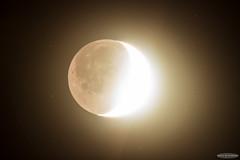 Solar Eclipse ! (AstroGuiGeek) Tags: astronomie astronomy astrophotography astrophotographie astro astro2016 astroguigeek moon lune crescentmoon croissantdelune lunarastrophotography cieldenuit skyatnight sky solareclipse earthshine lumirecendre lunecendre canoneos600d canonphotography eos600d 600d t3i rebelt3i