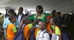 Children Christmas Party | Kigali, 4 December 2016 (Paul Kagame) Tags: kagame rwanda jeannette imbuto