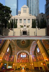 The Los Angeles Central Library in Los Angeles, California (Iris Speed Reading) Tags: world latinamerica southamerica beautiful us amazing cool asia europe top library libraries united most states coolest inspiring speedreading