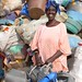 Senegal_Raccolta plastica: scarico