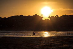 Sunset at Nusa Dua (AlfonsT) Tags: sunset bali beach indonesia nusadua