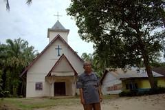 Kuta Kerangan GKPPD Church (perkumpulan6211) Tags: chruch gereja singkil gkppd