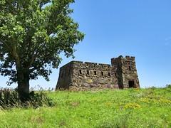 Castle at Coronado Heights, Kansas (Dmcdonald 2011) Tags: castle kansas coronado heights