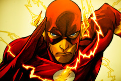 Week Will Fly By In A Flash (espressoDOM) Tags: art dc comicbook dccomics monday makingfaces sdcc theflash barryallen comicbookart mondayssuck speedforce francismanupaul pagesespressodomphotography274531915913929skwall106170102981460245504posts
