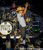 Dustin Lynch @ Light the Fuse Tour 2013, DTE Energy Music Theatre, Clarkston, MI - 08-04-13