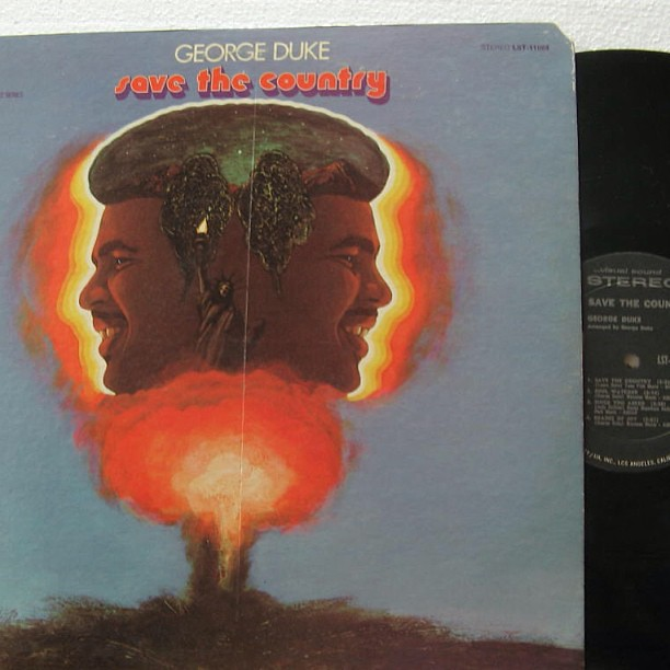 George Duke - Save the Country (1970) R.I.P. Master!
