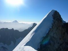 solitude (tel est Marc) Tags: mountain montagne alpes tel climbing marc mountaineering chamonix est alpinisme escalade alpinism alpinist alpiniste massifdumontblanc