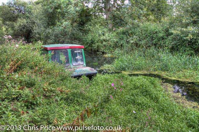 Basingstoke Canal, Greywell
