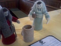 the Knitted Bible (katielou33) Tags: knitivity knittedbible