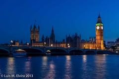 Houses of Parliament (luisephoto) Tags: inglaterra westminster europa paisaje ciudades londres urbano largaexposición granbretaña