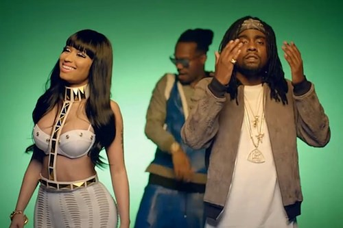 Wale - Clappers Video Feat. Nicki Minaj & Juicy J