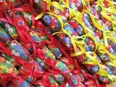 Bem casado no tecido (deliciasdarack) Tags: vermelho amarelo rack da bem chita florido casado tecido chito delcias