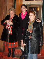 Three Ladies (cessna152towser) Tags: scotland kilt dumfries