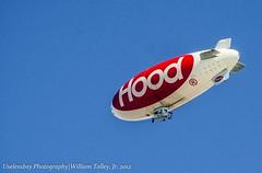 Airship Hood (uselessbay) Tags: blue sky digital nikon flickr wordpress blimp uselessbay 500px mastercollection d7000 uselessbayphotography williamtalley