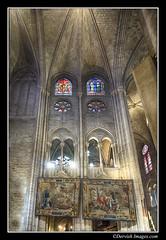 Notre Dame - 4th Arrondissement Paris (Dervish Images) Tags: paris france church architecture buildings cathedral gothic notredame notre dame ecclesiastical hdr 4tharrondissement dervishimages