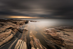 Black lines (- David Olsson -) Tags: longexposure morning lake seascape nature water lines clouds sunrise landscape dawn early nikon rocks cloudy sweden outdoor may cliffs le fx vr vänern d800 hammarö värmland 1635 ndfilter blackglass 1635mm lakescape smoothwater fiskevik smoothsky 2013 2exposures bonäsudden rocklines manualblend fiskvik manuallyblended davidolsson räggårdsviken nd500 lightcraftworkshop 1635vr