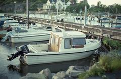 Salt (J-Andersson) Tags: ocean sea haven film water analog port 35mm vintage gteborg boats harbor boat fuji harbour superia gothenburg olympus om10 35mmfilm fujifilm analogue olympusom10 superia200 saltholmen boatlife