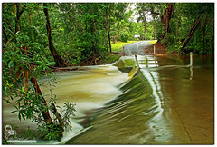 Wet Road (Brett Huch Photography) Tags: nature water creek australia qld queensland cairns aussie portdouglas