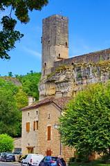 Chateau de Gavaudun, Lot-et-Garonne 2 (paspog) Tags: france castle chateau schloss aquitaine lotetgaronne gavaudun chateaudegavaudun