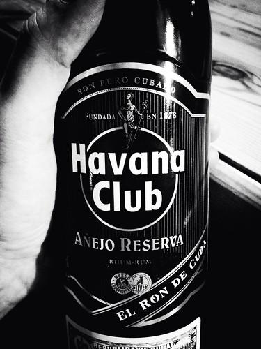 Rum Havana Club Anejo Reserva