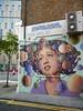 Whitby Street Woman (mark1original) Tags: portrait woman streetart london wall graffiti paint urbanart e1 wallmural londongraffiti whitbystreet streetartgirls