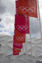 Olympic Flags (Colin Hodges) Tags: