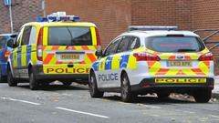 Merseyside Police mercedes Vito (sab89) Tags: ford focus estate transport police wirral merseyside apk lx13 po59fhj lx13apk merseysidepolicebritish