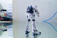 HG RX-0 Unicorn Gundam [Unicorn Mode] (QTTheory) Tags: gundam unicorn hg gunpla 1144 hguc highgrade unicorngundam