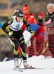 Women Sprint - WC Biathlon Annecy-Le Grand-Bornand 2013